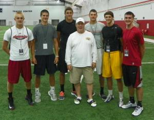 Another Group of Division 1 Quarterbacks